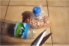 chiusura comoda ed ermetica per sacchetti di plastica...