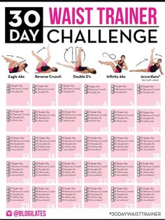 30 Day Waist Workout | Posted By: NewHowToLoseBellyFat.com
