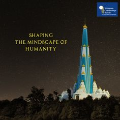 Vrindavan Chandrodaya Mandir aspires to shape the mindscape of humanity. Come join hands with us - http://