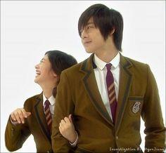 Oh Ha Ni (Jung So Min) y Baek Seung Jo (Kim Hyun Joong) - Playful Kiss