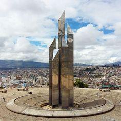 MONUMENTO A LA PRIMERA IMPRENTA -  AMBATO - TUNGURAHUA #Ambato #ProvinciaDeTungurahua #DiscoverEcuador #EcuadorPotenciaTuristica #EcuadorIsAllyouNeed #EcuadorTuristico #EcuadorAmaLavida #EcuadorPrimero #ViajaPrimeroEcuador #AllInOnePlace #AllYouNeedIsEcuador