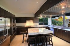 Love this kitchen from 360 Modern!!