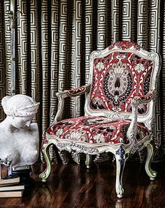 Lounge chair Lounge Chairs, Wingback Chair, Accent Chairs, Interior, Furniture, Home Decor, Chaise Lounge Chairs, Upholstered Chairs, Decoration Home