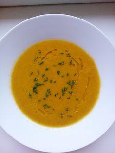Dětem zdravě: Polévka z kořenové zeleniny (vhodné od 10 měsíců)