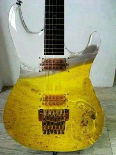 Beer guitar!