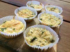 Garfo Publicitário | Blog de Gastronomia e Culinária: Muffins de Parmesão do Starbucks