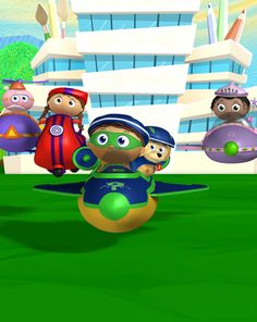 More to Explore with Super Why the Hero on PBS Kids.org