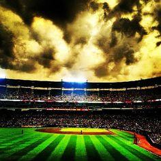 Turner Field, home of the Atlanta Braves