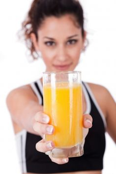 Have a glass of great nutritious juice! http://healthywithhoney.com/masticating-or-centrifugal-juicer/