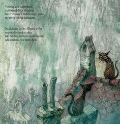 Listonoš vítr, autor Radek Malý, ilustrace Pavel Čech, 2011