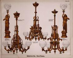 Iden & Co. 1877 (gaswizard) Tags: Victorian Lighting, Victorian Lamps, Victorian Photos, Victorian Interiors, Victorian Furniture, Vintage Interiors, Antique Lighting, Vintage Furniture, Antique Chandelier