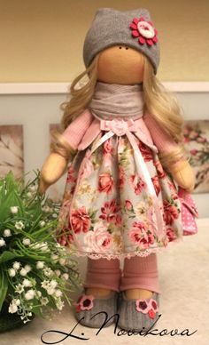 Gallery.ru / Фото #68 - Мои любимые куклы 2 - novilar