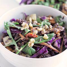 Vegan Forbidden Black Rice Salad   My Wife Makes