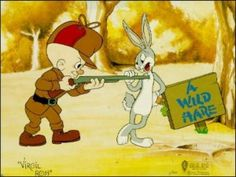 7/17/2013: On this day in 1940 Bugs Bunny debuted in the movie cartoon A Wild Hare. Artist Bob Clampett created Bugs after seeing actor Clark Gable munching a carrot in the movie It Happened One Night