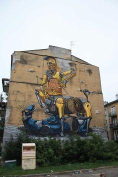 Street Art by Pixel Pancho