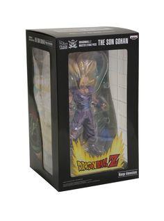 Banpresto Dragon Ball Z Master Stars Piece The Son Gohan Action Figure,