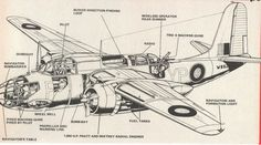 airplane technical drawing Douglas Bomber by VintageAndNostalgia Airplane Sketch, Airplane Drawing, Technical Illustration, Technical Drawings, Aircraft Images, Boys Bedroom Decor, Bedroom Ideas, Impressionist Artists, Aircraft Design