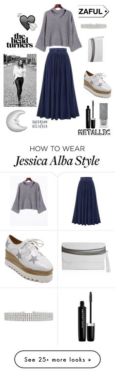 """""""ZAFUL"""" by kawaiiyuri on Polyvore featuring Marc Jacobs, Burberry, DL1961 Premium Denim, H&M and Sugarboo Designs"""