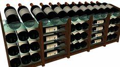 La Vieille Garde - Wine Cabinet - Meuble a vin - 3D Warehouse