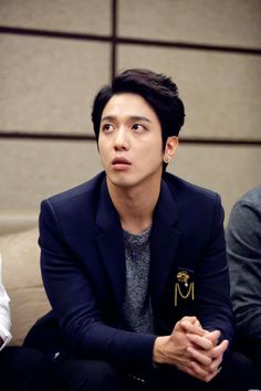 Blue Moon in Jakarta (Official Photo) - Press Conference :: YONGHWA