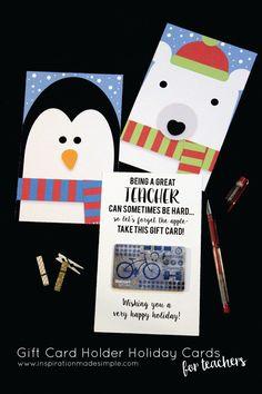 Printable Gift Card
