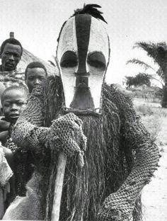 african warrior masks - Google Search