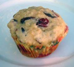 Coconut & Lime // Rachel Rappaport: Oatmeal Craisin Muffins