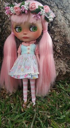 OOAK Custom Blythe Doll TBL by JulietteDeLaCroix on Etsy