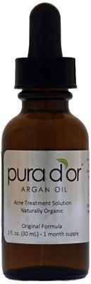 nice Pura d'or Organic Acne Treatment Solution (2 fl. oz.) New - For Sale View more at http://shipperscentral.com/wp/product/pura-dor-organic-acne-treatment-solution-2-fl-oz-new-for-sale/