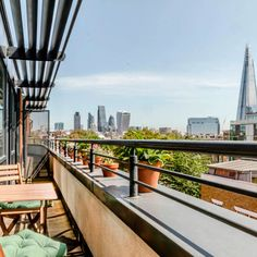 The coolest places to stay when in London