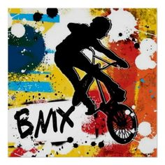 Just SOLD! - BMX Poster