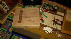 Cigar Box Aging Room Connecticut Gordo Low by IndustrialPlanet