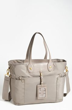 MARC BY MARC JACOBS Preppy Nylon Eliz-a-baby Diaper Bag available at #Nordstrom