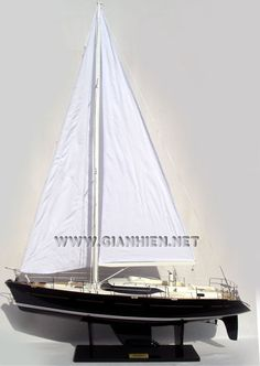 MODEL YACHT OYSTER 54