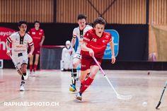 Floorball match in Thun vs Chur Chur, Parking Design, Sports Pictures, Basketball Court