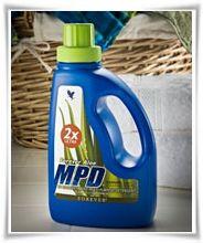 Forever Aloe MPD 2x Ultra   Συμπυκνωμένο Υγρό Απορρυπαντικό Πολλαπλών Χρήσεων της Forever Living Products