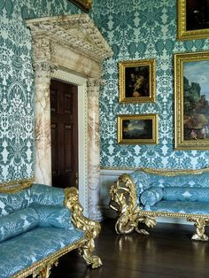 Drawing Room, Kedleston Hall
