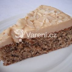 Fotografie receptu: Mandlový dort bez mouky Bon Appetit, Baking Recipes, Cheesecake, Food And Drink, Gluten Free, Desserts, Foods, Cooking Recipes, Glutenfree