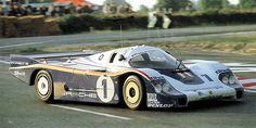 The Iconic Rothmans liveried Porsche 956/962 - back when cars were cars