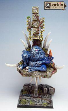 Warhammer Paint, Warhammer Aos, Warhammer Fantasy, Warhammer 40000, Figurine Warhammer, Warhammer 40k Miniatures, Fantasy Figures, Fantasy Art, Lizardmen Warhammer