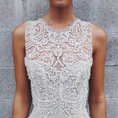 wedding dress {☀︎ αηiкα | mer-maid-teen.tumblr.com}