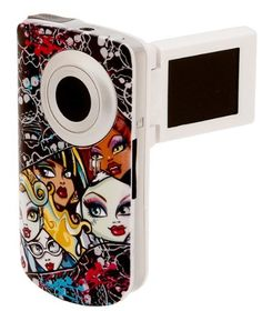Monster High 38048 Digital Video Recorder with Camera Styles May Vary Monster High Beds, Monster High Dolls, Monster Girl, Cute Wallpaper Backgrounds, Cute Wallpapers, Childhood Memories 90s, Barbie Doll Set, Catty Noir, Digital Video Recorder