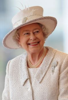 Queen Elizabeth, November 22, 2011 in Rachel Trevor Morgan | The Royal Hats Blog