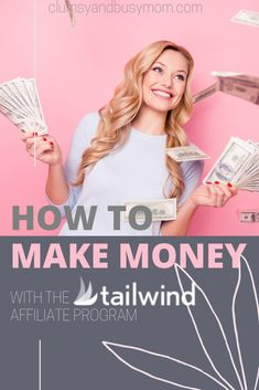 Tips for making real money with Tailwind Affiliate Program and convincing your readers to make a purchase using your link. Learn how to add extra value to your posts Make Real Money, Make Money From Home, Make Money Online, Affiliate Marketing, Online Marketing, Digital Marketing, Pinterest For Business, Online Business, Business Tips