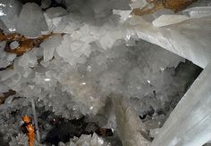 Cave of Crystals Mexico Tour | The caves look like Superman's ethereal Arctic lair.