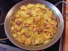 Bouillon - Kartoffeln