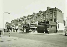 75-91 Camberwell Road: by Albany Road,,,1968
