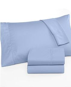 Martha Stewart Collection 300-Thread Count Cotton Sateen Sheets (Only at Macy's) - Sale & Closeouts - Bed & Bath - Macy's