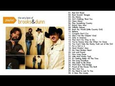 Brooks & Dunn Greatest Hits Collection   The Best Of Brooks & Dunn   Collection HD 2016 - YouTube