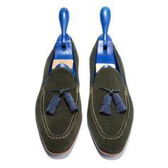 Martin Tassel--Loden Green : Men's Footwear : Footwear